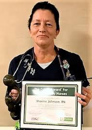 Maxine Johnson | The DAISY Foundation