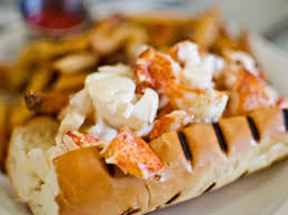maine lobster roll at neptune oyster rachel leah blumenthal eater