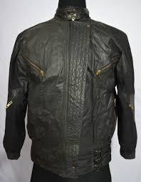 giorgio mobiani women s stylish leather jacket b 28 1 2 kg uk whole vintage clothing