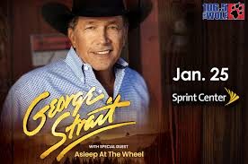 Sprint Center Seating Chart Travis Scott George Strait 106 5 The Wolf