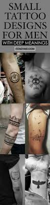 48 Trendy Tattoo Small Men Design Today Pin
