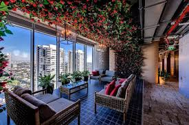 Google office tel aviv 24 Interior The Best Plants To Liven Up Your Spa Gazebo My Fancy House Futuristic Google Tel Aviv Office By Camenzind Evolution 24