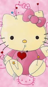 Iphone, 5s - Hello Kitty Wallpaper ...