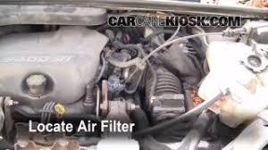 fix coolant leaks 1997 2005 pontiac trans sport 1998 pontiac 1997 2005 pontiac trans sport engine air filter check