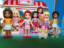 Lego Friends Heartlake City Youtube