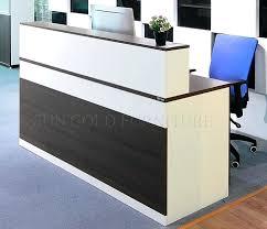 office front desk design. Counter Desk Design Wood Modern Office Reception 3 Buy Front