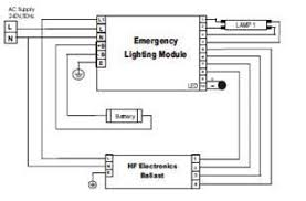emergency ballast wiring diagram emergency image 2 lamp emergency ballast wiring diagram jodebal com on emergency ballast wiring diagram