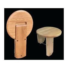 wall mounted seat wall chair oak round wall mounted folding chairs