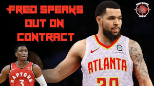 Fred VanVleet SPEAKS OUT on CONTRACT ...