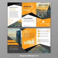 3 column brochure fold brochure vectors photos and psd files free download