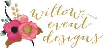 wedding designs. Willow Event Designs Wedding Coordination Floral Design Studio