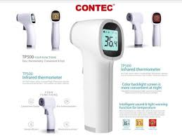 Contec <b>TP500 Infrared Thermometer</b>, IR Thermometer ...