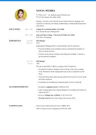 Resume Format Resume Format My Resume Format Free Resume Builder