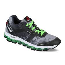 reebok mens running shoes. reebok men\u0027s zjet soul grey, gravel, green, white and black running shoes - 8 uk/india (42 eu)(9 us): buy online at low prices in india amazon.in mens s
