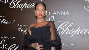 rihanna shines bright in chopard diamonds at her jewelry launch in cannes