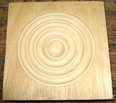 wood rosettes corner blocks 7 3 1 2 hardwood rosette block volume wood rosettes corner blocks