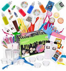 infinity wafa slime kit for girls ultimate slime kit 62 pcs diy slime making k 2 2 of 9