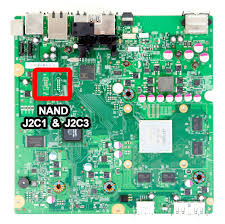 nand x er points for slim trinity the following picture shows the colour code of the nand access wires match the colour code the wires provided nand x do a direct wire install