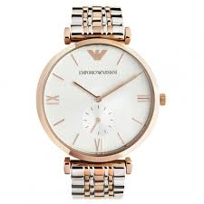 top 10 recommended armani watches best selling most popular armani watches ar1677 mens rose gold stainless steel