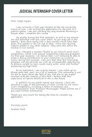 judicial impressive internship cover letter writing cover letters for judicial internship cover letter how to make an impressive cover letter