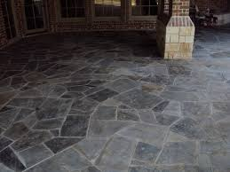 Slate Tiles For A Patio Video And Photos Madlonsbigbear Com