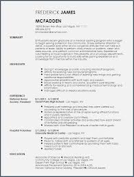 Entry Level Medical Resume – fluently.me