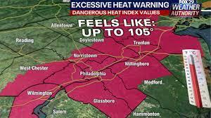 Heat wave, excessive heat warnings ...