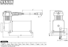 com viair c air compressor kit automotive dimensional design drawing for the viair 40040 400c air compressor