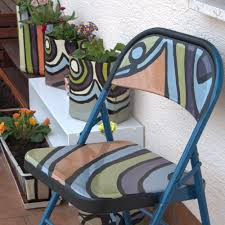 painting patio furnitureDIY Ideas for Painting Patio Chairs