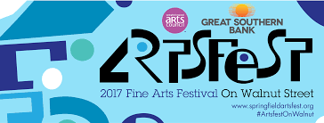 home springfield regional arts council artsfest 6 and 7 on historic walnut street