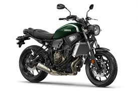 here s the new yamaha xsr700 a custom style edition of the mt 07 which has just been officially announced and revealed in these pictures