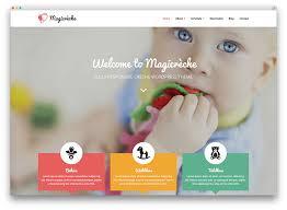 Kids School Website Template 47 Responsive Education Wordpress Themes 2019 Colorlib