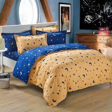navy blue bedding light blue forter set queen cobalt