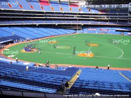 view seating charts toronto blue jays at rogers centre section 218 view