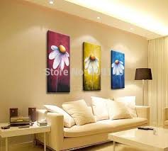 paintings for office walls. Framed Flower Oil Painting Ready To Hang Sunflower Artwork Handmade Modern Home Office Hotel Wall Art Decor Decoration Free Ship Paintings For Walls