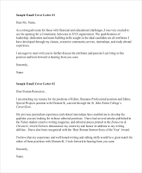 Free Mail Carrier Cover Letter Template   CoverLetterNow templates cover letter job email resume uaceco resume writing