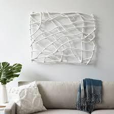 papier mache wall art branches westelm on paper mache wall art diy with papier mache wall art branches westelm diy art pinterest