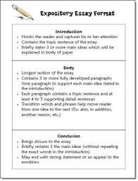 3 5 Essay Format Expository Essay Format Freebie In Laura Candlers Writing