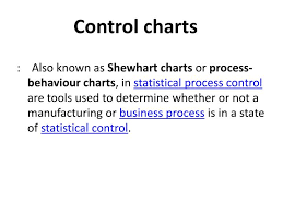 Application Of Control Chart In Manufacturing Ppt Control Charts Powerpoint Presentation Id 6714753