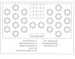 Wedding Ceremony Seating Chart Template Image Collections
