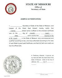 Example Of Divorce Decree New Certification Authentication Apostilles