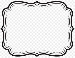 Labels With Border Template Label Microsoft Word Printing Label Border