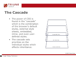 cascade style sheet introduction to cascading style sheets css
