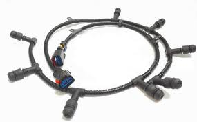 cpd 6 0 glwplg hrns ford 6 0l powerstroke glow plug harness right 2002 F250 Fuse Box at 2007 F250 Fuse Box Location
