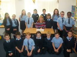 new h t mrs sweeney st mary s primary larkhall q why did you want to become a head teacher a well i did not really ever think about becoming a h t but when i was out working in lots of different