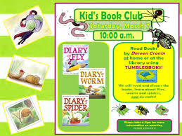 examples of book flyers programming flyer examples from best small library in america