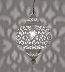 Moroccan Ceiling Light Uk Moroccan Hanging Lamp Matki Heart Etching By Emporio Arts