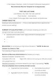 High School Resume For College Application Examples Socialumco Adorable How To Make A High School Resume