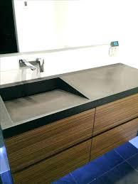 concrete bathroom counter concrete sink concrete sink vanities concrete bathroom counter and sink best concrete sink concrete bathroom counter