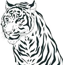 Coloring Pages Of A Tiger Free Coloring Pages Baby Tiger Zupa